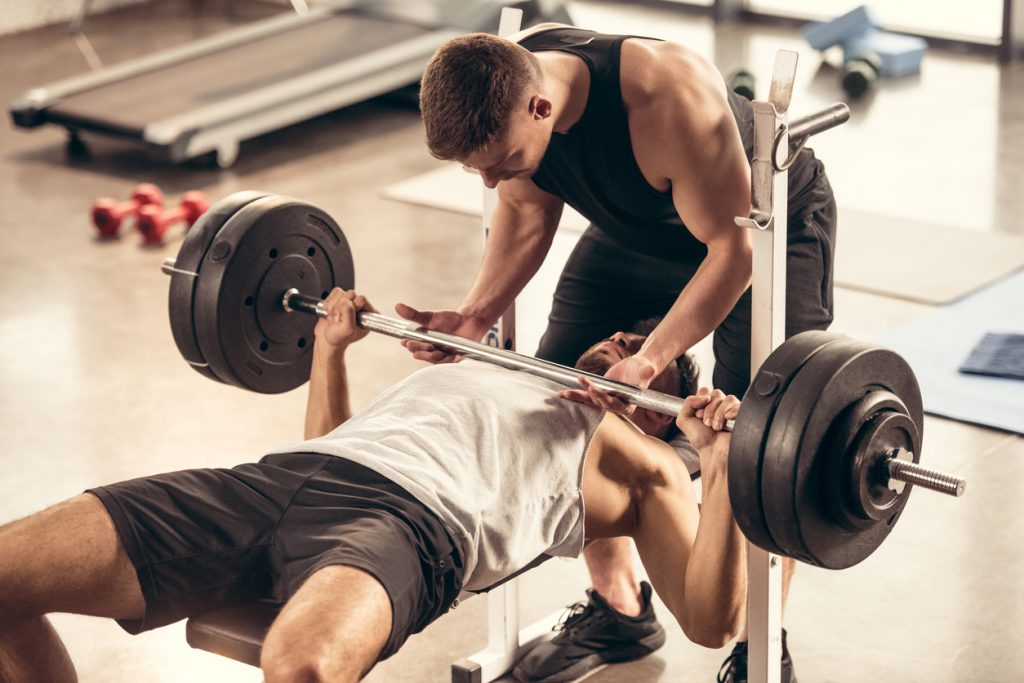 strength training for weight loss routine, best personal trainer los angeles | Shawn Phillips Personal Trainer