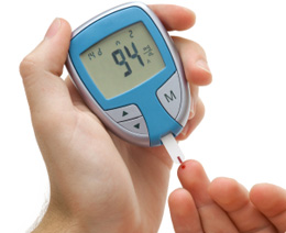 glucose monitoring app